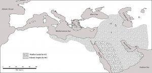 Islamic Empire 2 BW