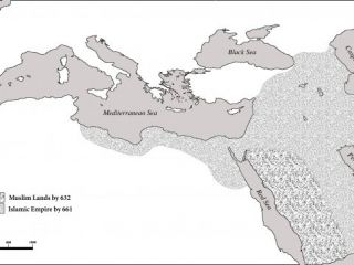 Islamic Empire 2 BW