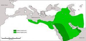 Islamic Empire 2 Color