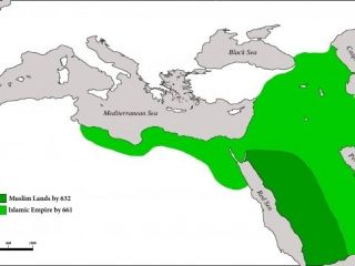 Islamic Empire 2 Color