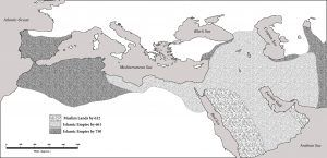 Islamic Empire 3 BW