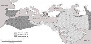 Islamic Empire 3 BW