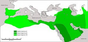 Islamic Empire 3 Color