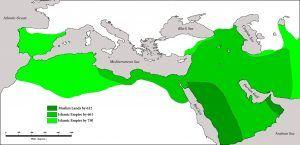 Islamic Empire 3 Color