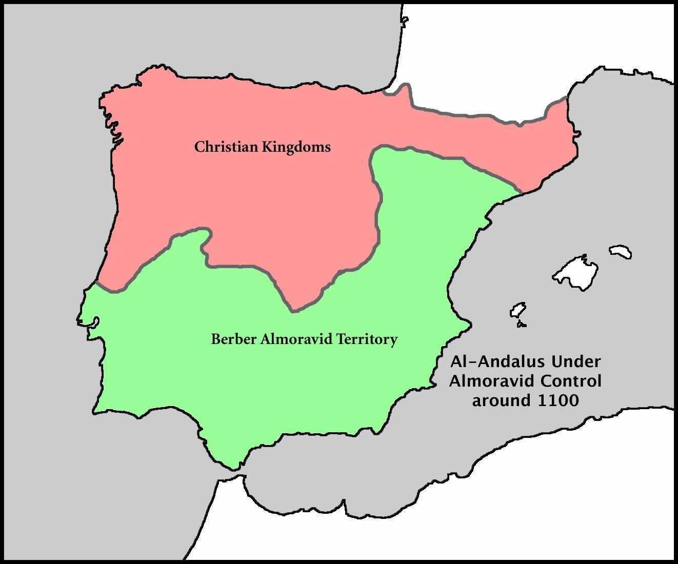 Map Of Spain To Color.Muslim Spain Map Autobedrijfmaatje